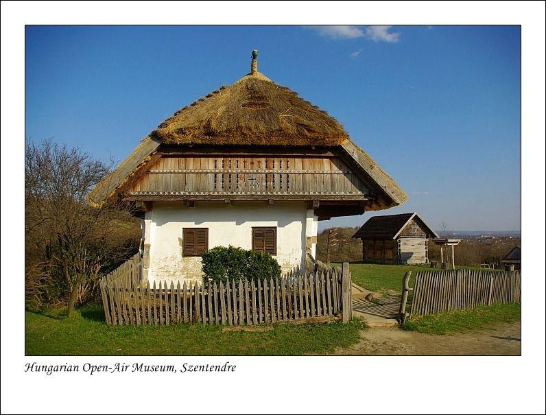 Transdanubian old farmhouse - Szentendre, Pest