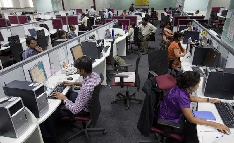 India's Techies Fear US Crackdown on H1B Visas Stock