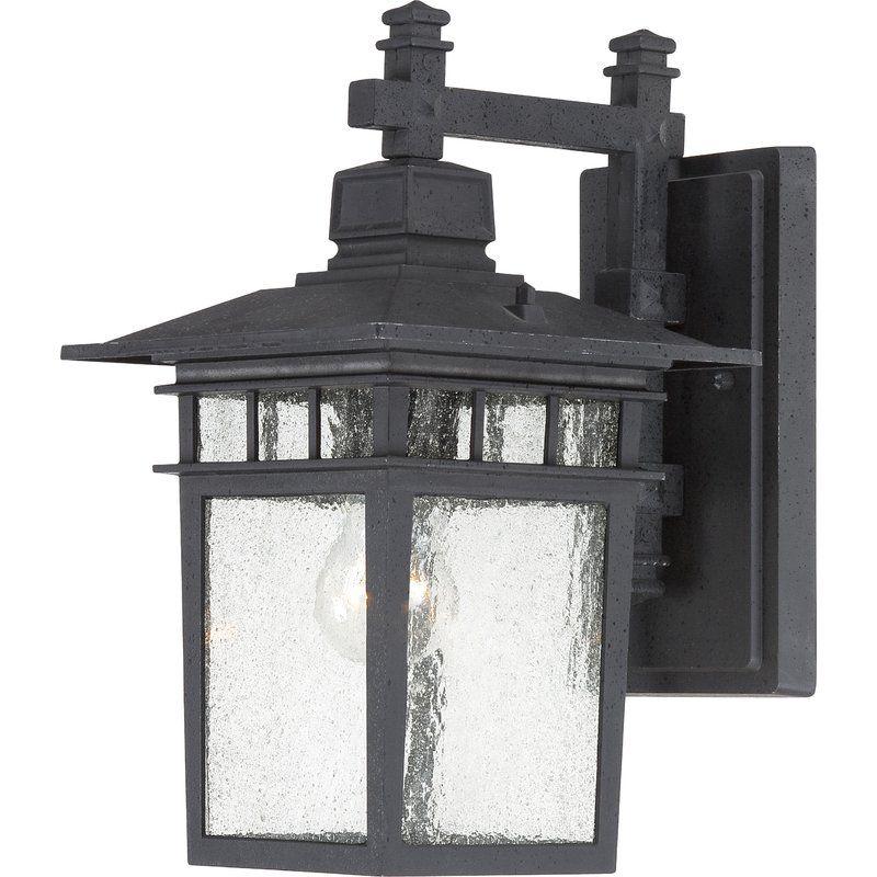 Valeri 1 Bulb Outdoor Wall Lantern Outdoor Walls Outdoor Barn Lighting Outdoor Wall Lantern