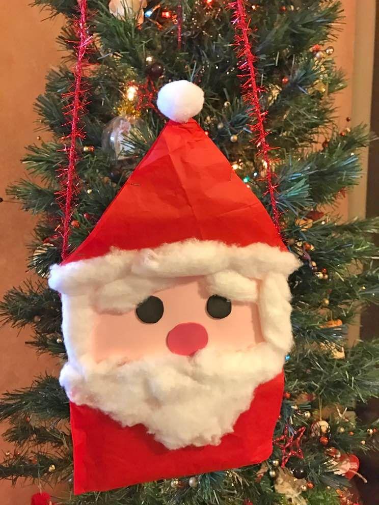 Pacco regalo Babbo Natale ~ KeVitaFarelamamma | Natale, Babbo