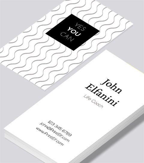 online business card designer