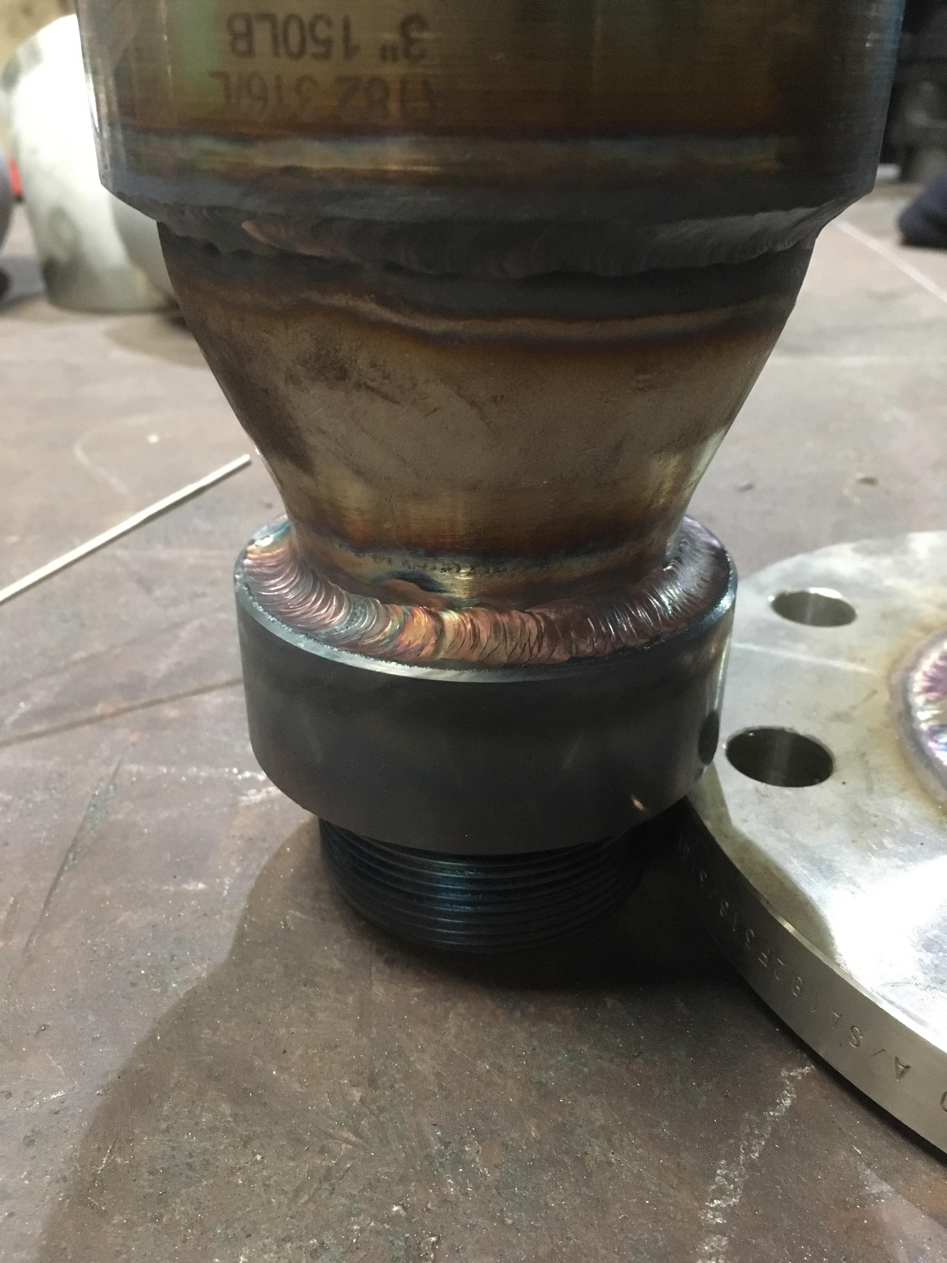 Little tig job I did earlier Welding, Job, V60 coffee