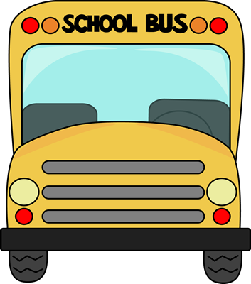 a school bus also called schoolbus in north america is a type of rh pinterest com Art School Bus Border Winnie the Pooh Fall Clip Art