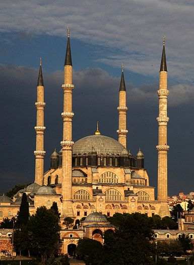 a master work of classical ottoman architecture edirne was the