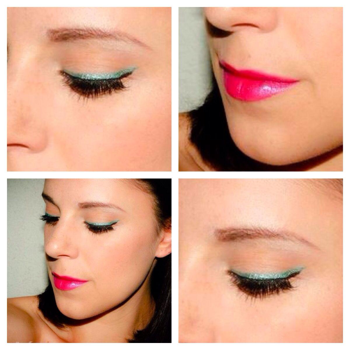 Maquillaje fresco inspirado en Katy Perry http//youtu.be