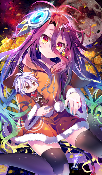 Anime pictureno game no life madhouse shuvi (no game no life) riku (no game no life) chocho (homelessfox) single 661x1134539231en