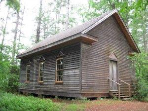 Transylvania County Historical Society About The Mcgaha Chapel Local Builders House Exterior Transylvania County