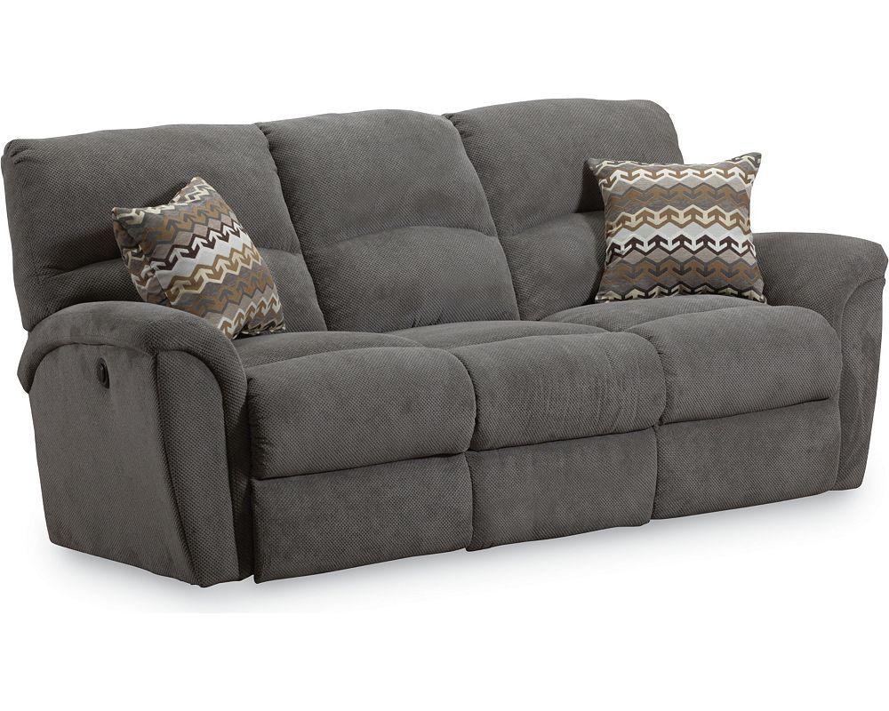 Grand Torino Double Reclining Sofa Living Room