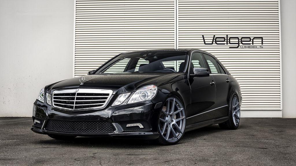 Mercedes W212 Velgen Wheels Vmb5 20x9 20x105 Mercedes