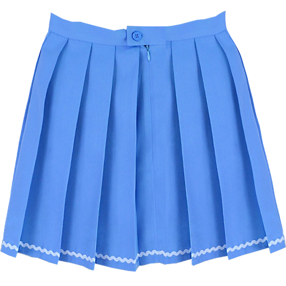 Blue Tennis Skirt 93