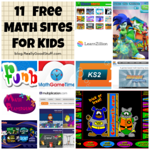 50 LowCost and Free Teaching Resources Math sites, Free