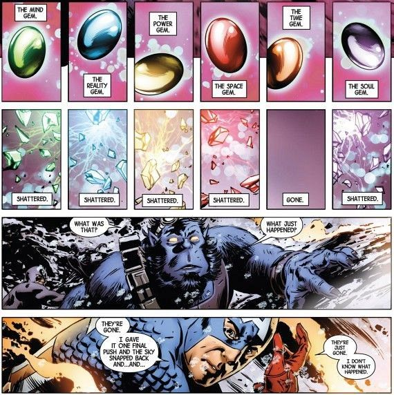 Infinity Gems Avengers Comics Colors 570x572 Infinity Stones In Marvel Movies What They Are Where They Are