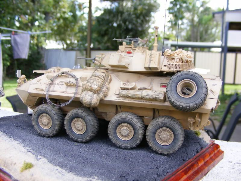 LAV-A2 Armoured Vehicle Trumpeter - Google Search