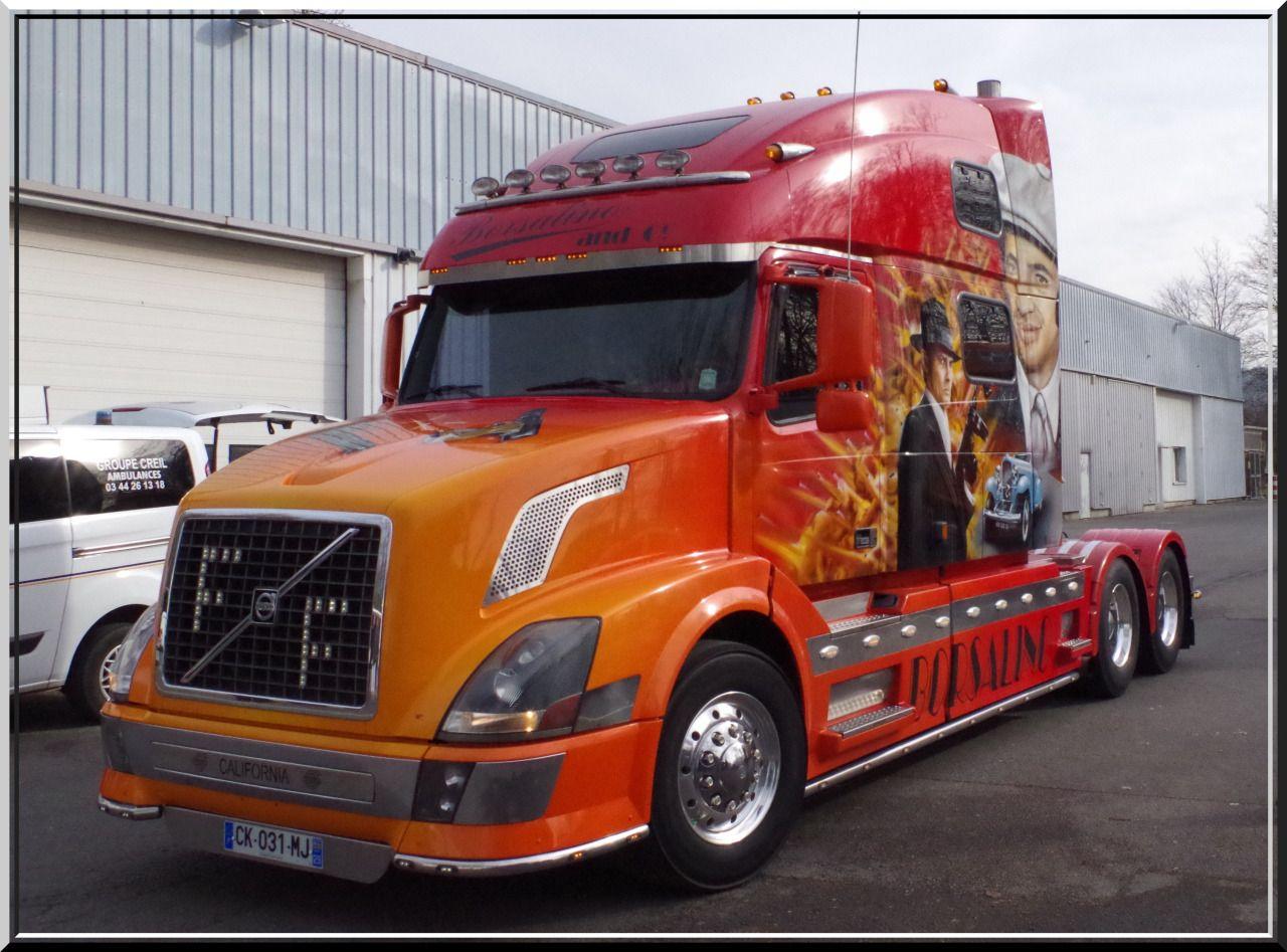 Volvo Vn 780 Custom Volvo Trucks Trucks Volvo