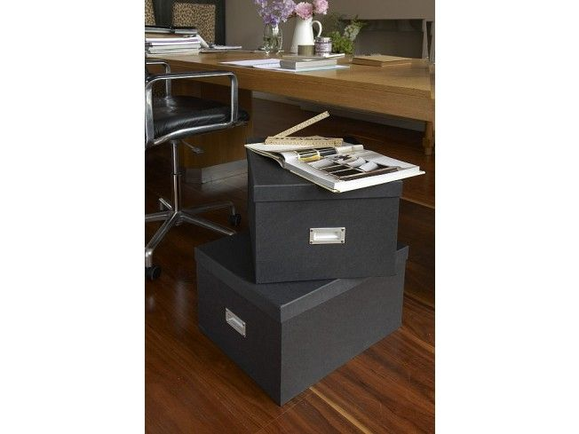 Office Storage Boxes  sc 1 st  Pinterest & Our albrekt #box is seriously seriously substantial. Made from ...