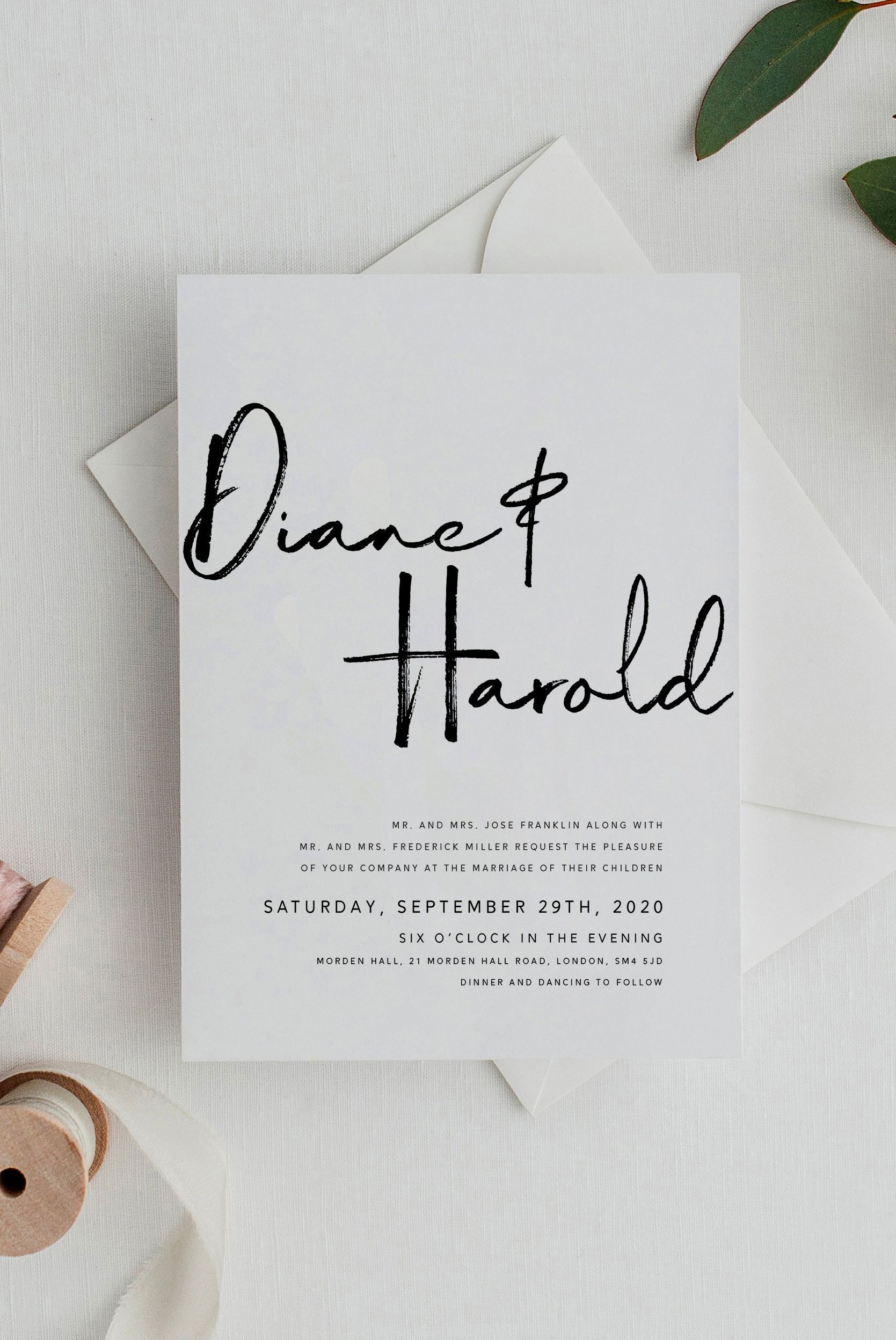 Moderne Hochzeit Einladungskarten Einladungskarten Hochzeit Einl Selbstgemachte Hochzeitseinladungen Coole Hochzeitseinladungen Elegante Hochzeitseinladungen