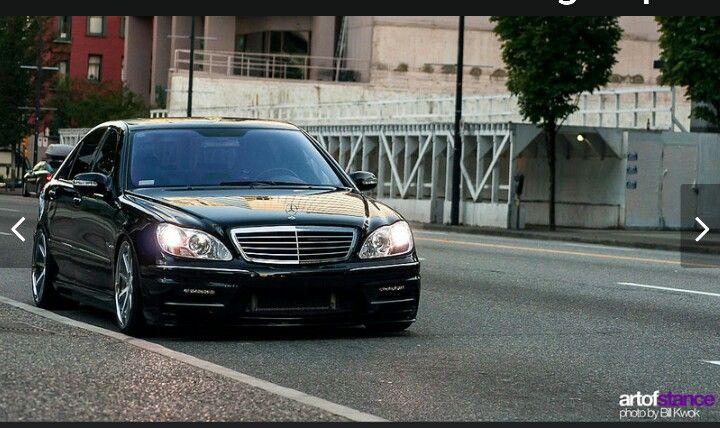 S55 /////amg   $ The Mercedes Mafia $   Mercedes s55 amg