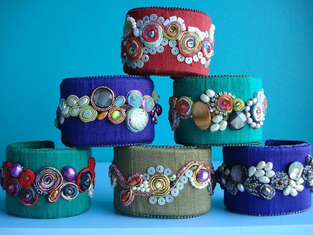 Create bracelets  mishtiart.blogspot.com - follow me! :)