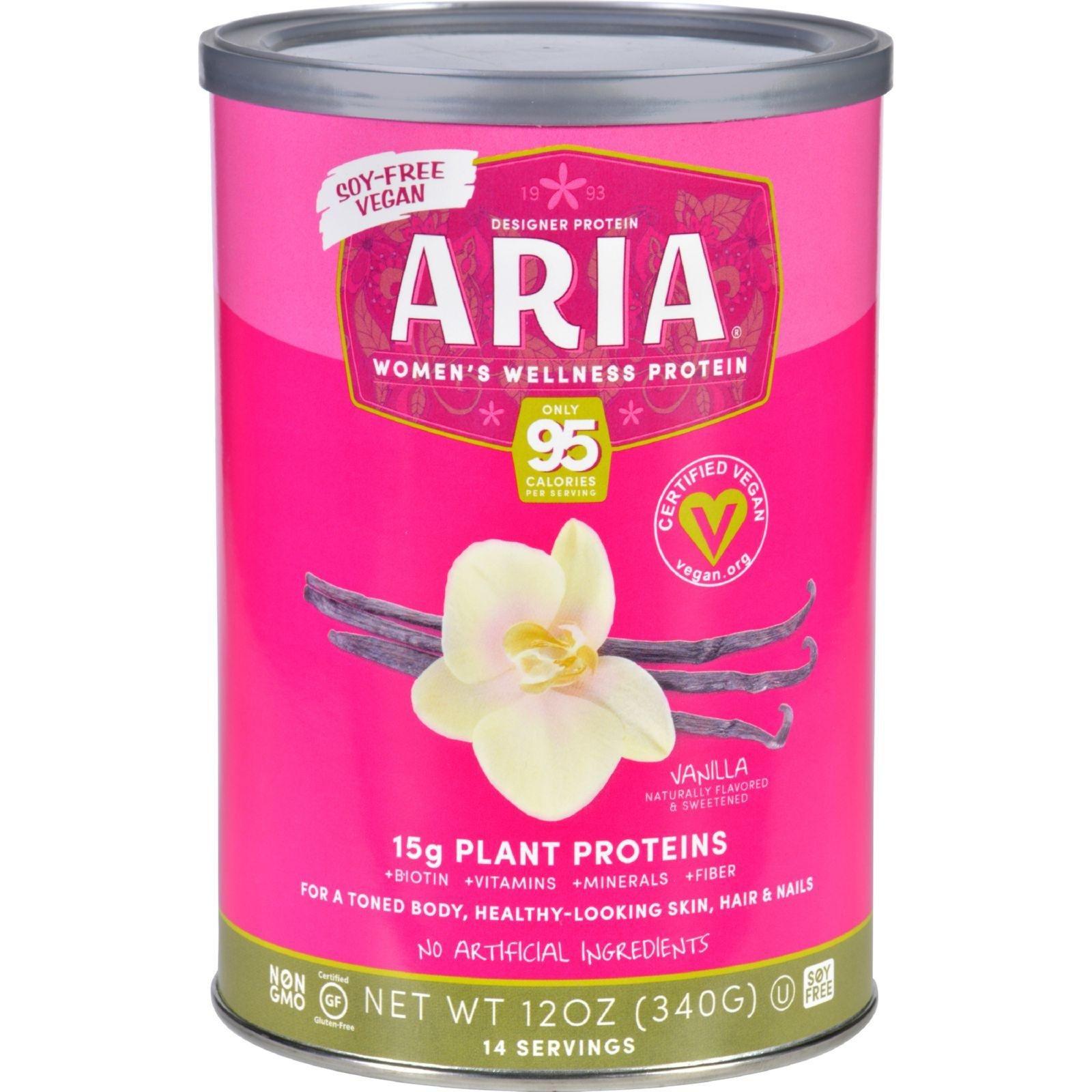 Designer Whey Aria Womens Wellness Protein Powder