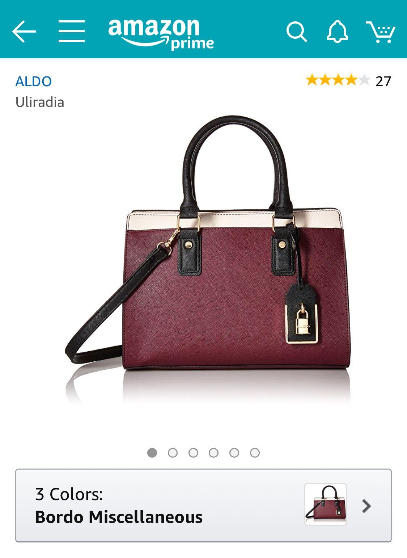 fc78dbf9418 Aldo Yilari Top Handle Bag Black eBay ALDO Fendi bags Bags
