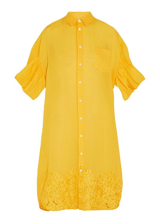 b4b4543c561 10 Incredibly Chic Shirt Dresses to Obsess Over