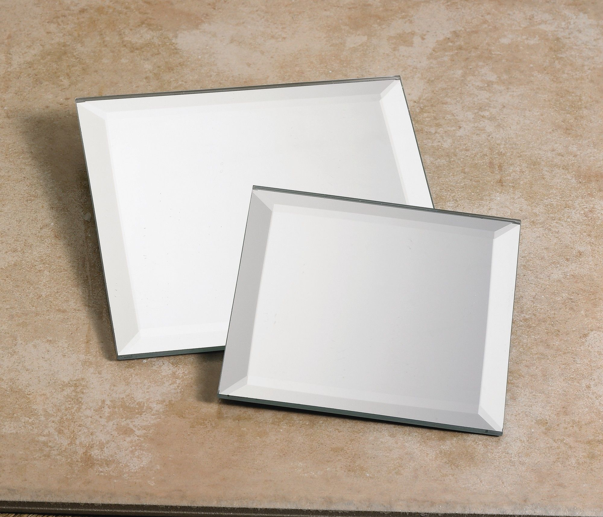 Square Mirror Plate & Square Mirror Plate | Mirror plates Squares and Products