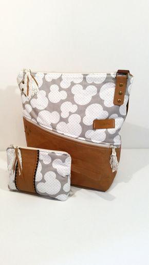 Me encantan los bolsos, mochilas, bolsas de cosméticos y … – coser