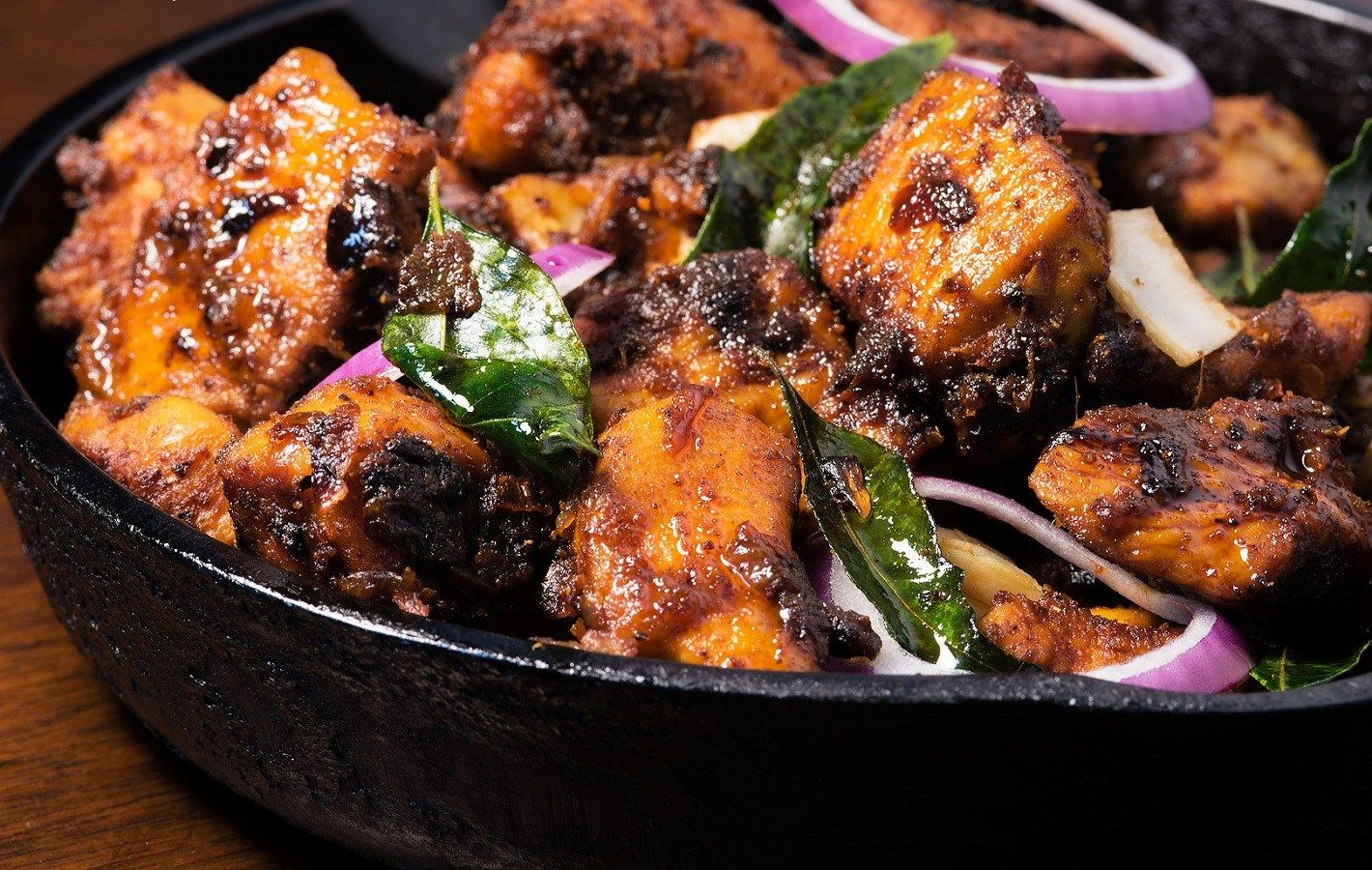Chicken Dry Fry   Recipe   Recipes, Indian food recipes ...