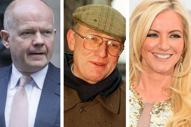 Row as David Cameron hands peerages to Tory cronies Hague, Hogg and Mone http://dlyr.ec/WDKV44