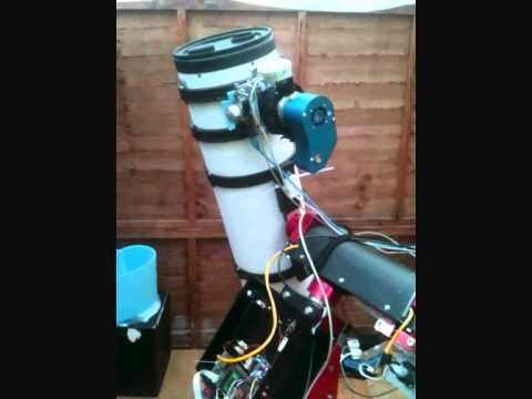 Arduino astronomy telescope control: Introduction and Gotos