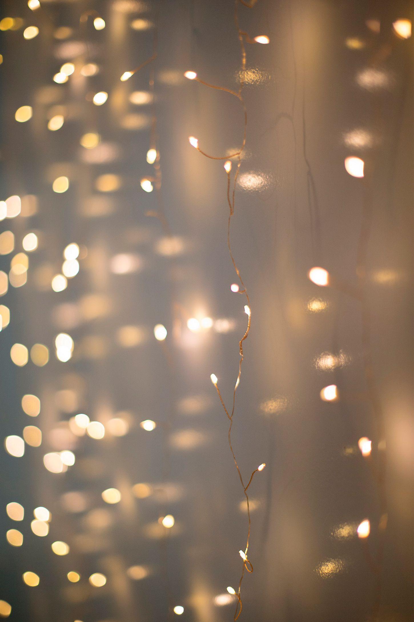 Stargazer Copper Curtain Lights, 7' Plug-In