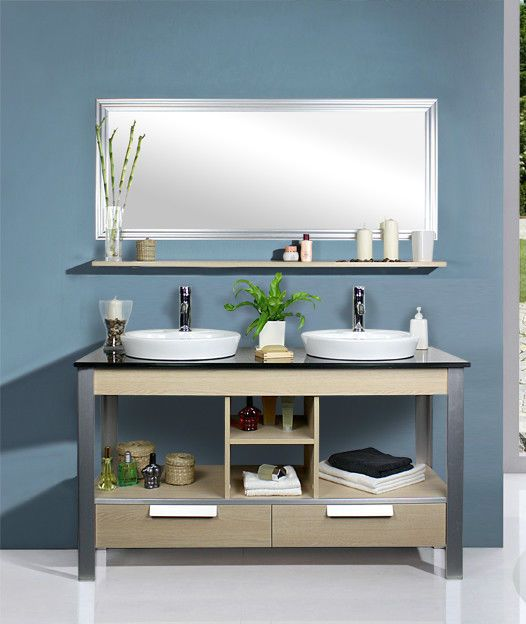 badezimmerm bel bad set badm bel waschtisch neu badm belset doppelwaschtisch 140 badideen. Black Bedroom Furniture Sets. Home Design Ideas