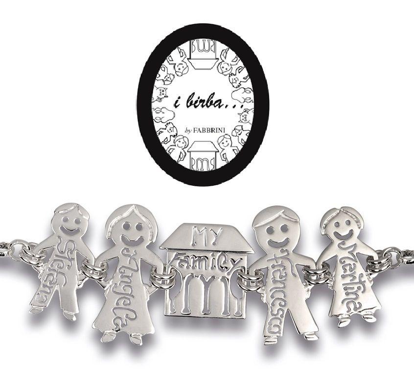 ineguagliabile salvare una grande varietà di modelli I Birba Gioielli. I gioielli della vita in argento... Un ...