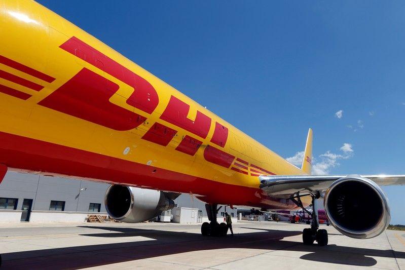 DHL sigue operando en Venezuela, salvo para servicios con