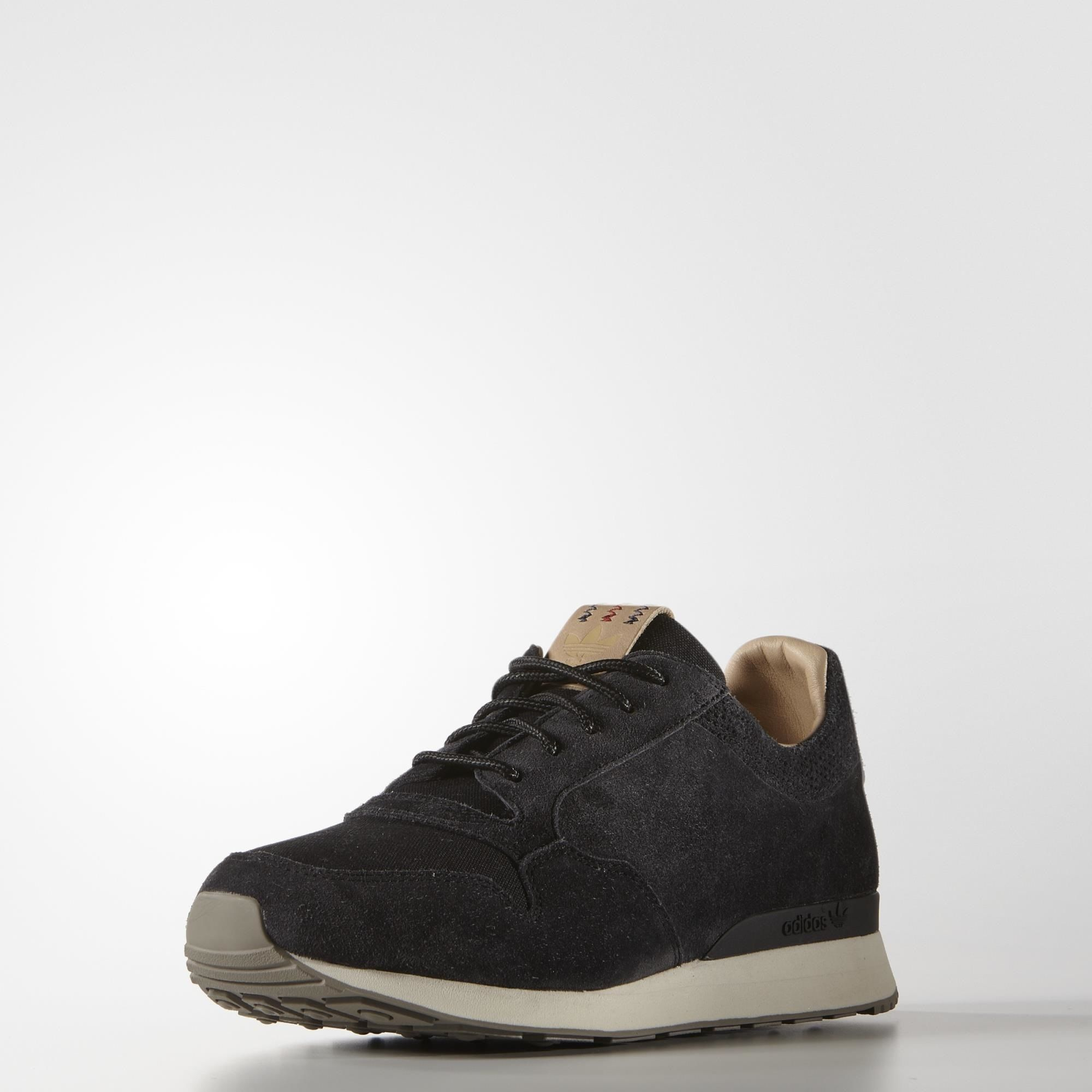 A sneaker with a sophisticated look, the ZX 500 Freizeit men's shoe gives  you refined