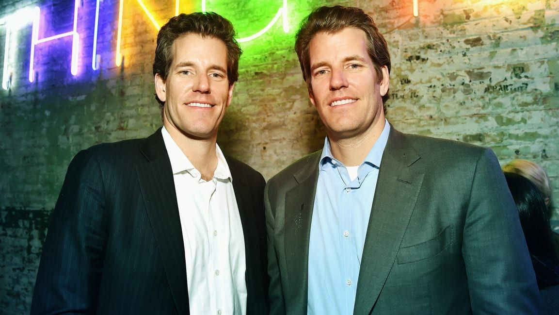 The Winklevoss twins want to take cryptocurrency