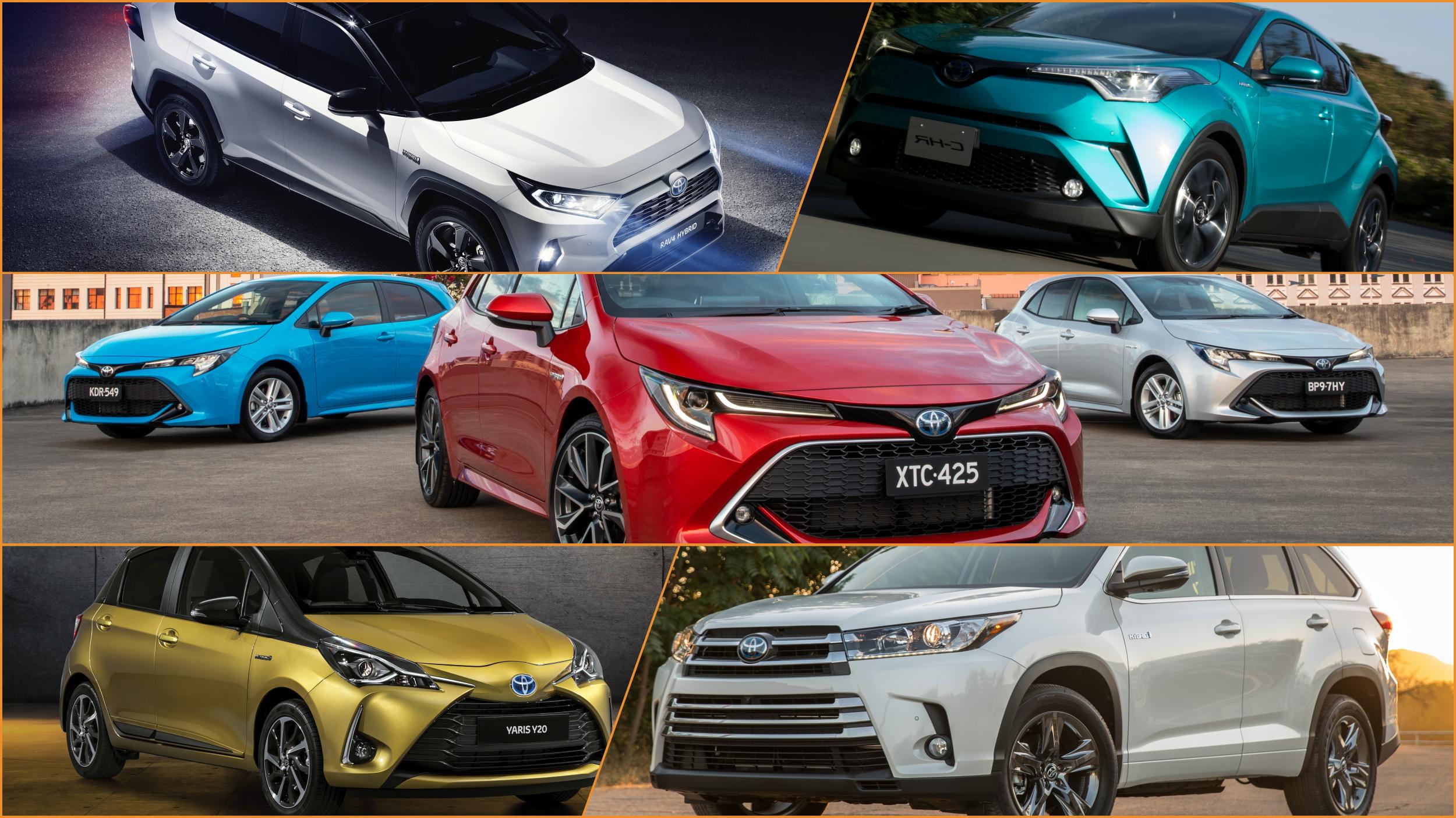 Toyota Yaris Hybrid 2020 Yaris Toyota Fuel Economy