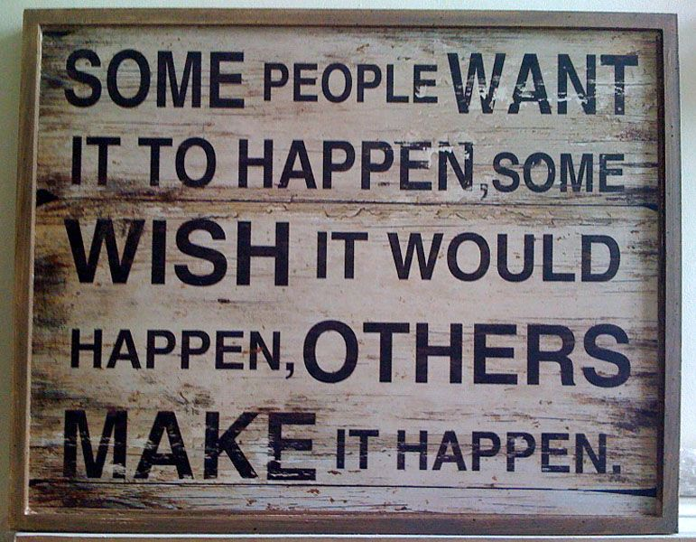 Making IT Happen – Productive Day!