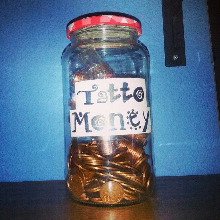 Tarro tatto money