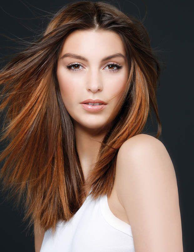 Technique coupe cheveux fins