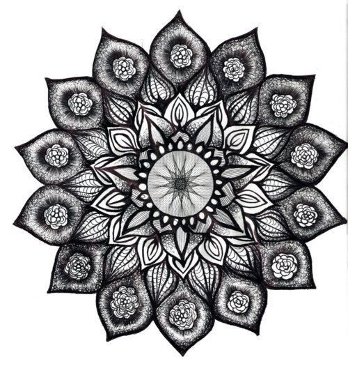 Theberry Tattoos Mandala Tattoo Beautiful Tattoos