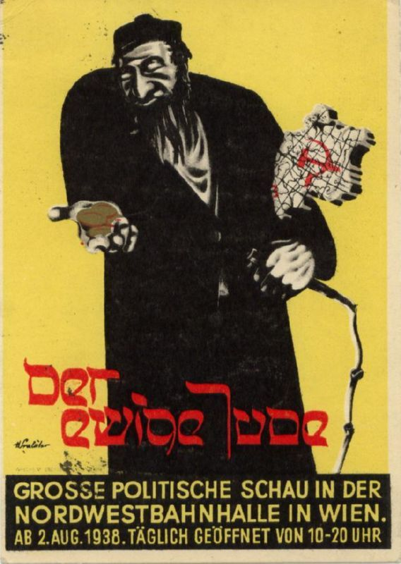 Nazi Propaganda against the Jews. Visit the exhibit on your own or ...