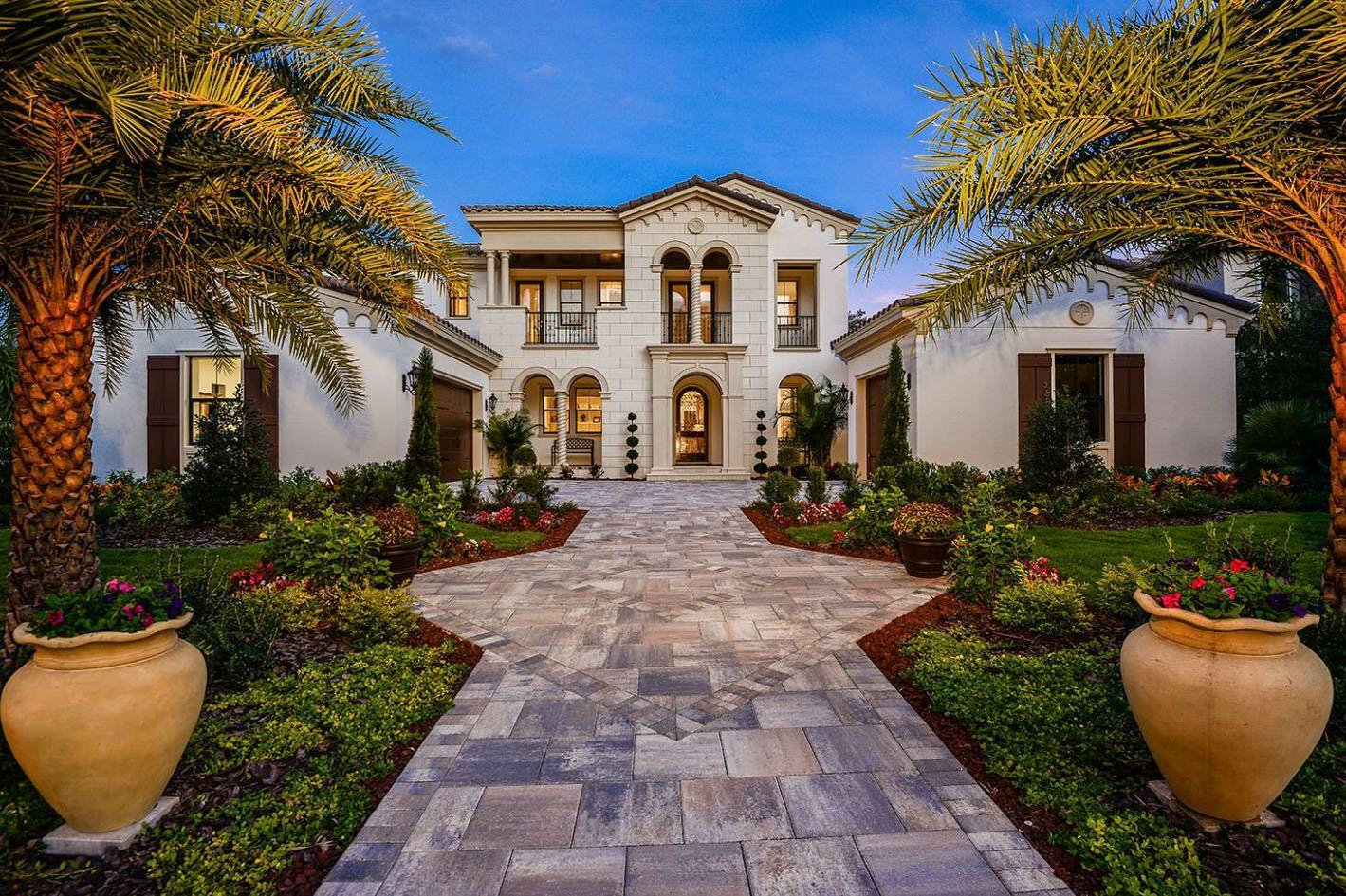 Mediterranean Home, House Design