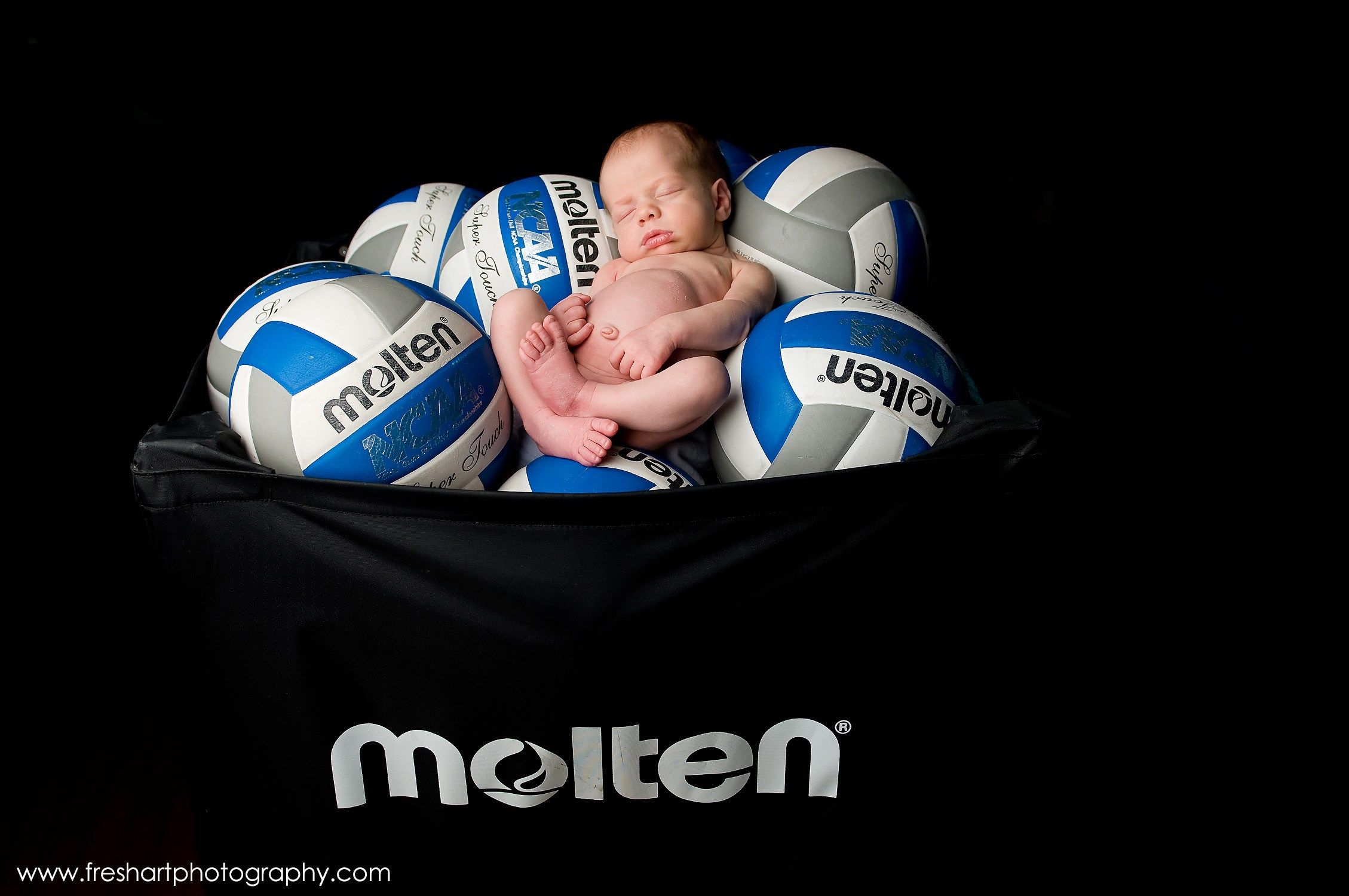 Nothing Like Starting Your Kids Playing Volleyball At A Young Age Baby Photography Newborn Baby Photos Baby Pictures