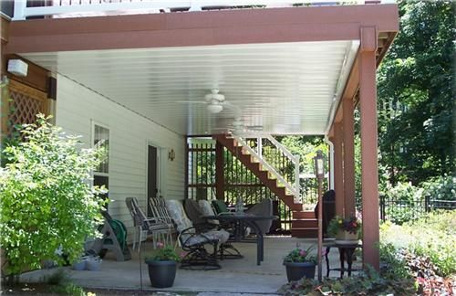 Two Story Decks With Stairs | Second Story Deck Plans Http://Www