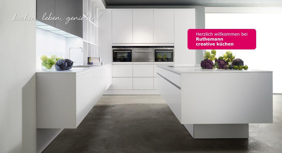 modern - Ruthemann creative küchen Küchen Pinterest - küchen modern design