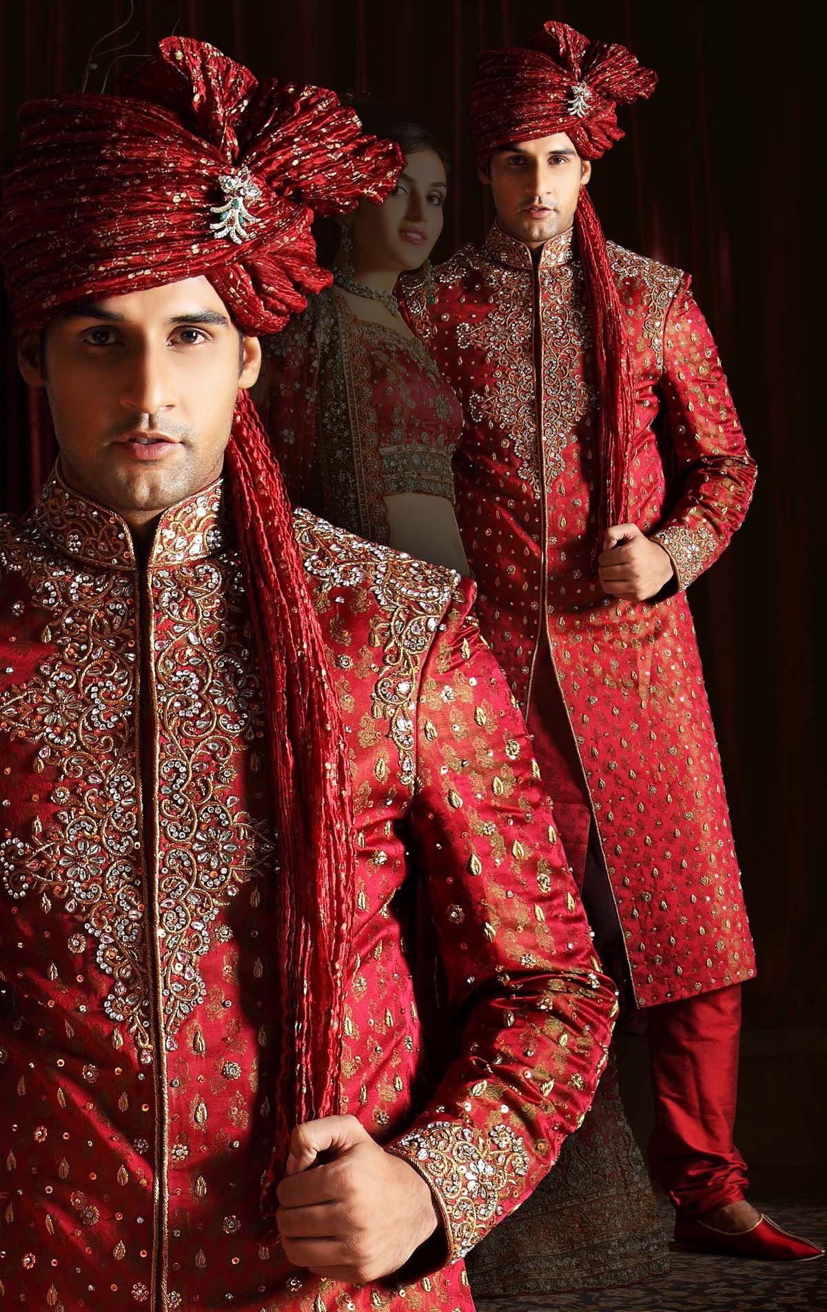 www.theweddinghut.co.uk Indian men fashion, Indian
