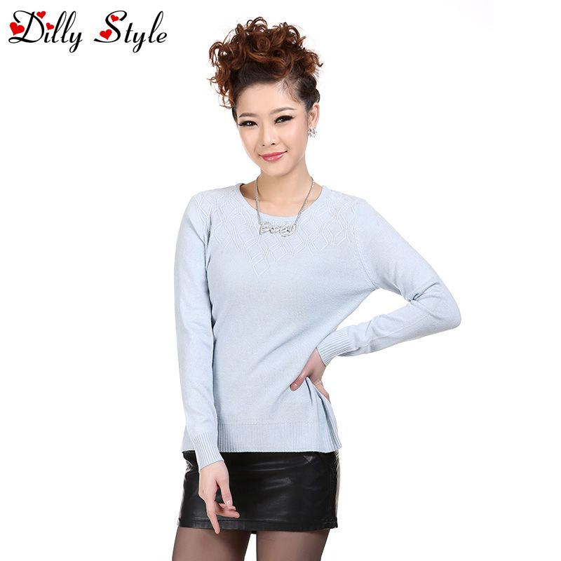 High Quality Cashmere Sweater Women Sweater and Pullovers Women ...