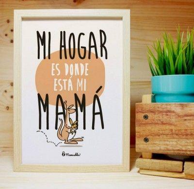 Cuadros para el dia de la madre animado madre regalo - Regalo navidad mama ...