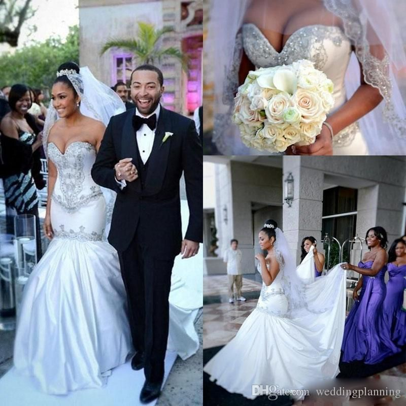 Wedding Dresses 2017 In South Africa : South african mermaid bridal gowns wedding dress sexy